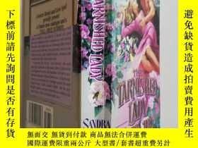二手書博民逛書店the罕見tarnished ladyY8791 Sandra