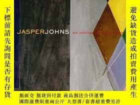 二手書博民逛書店Jasper罕見Johns: New Paintings and