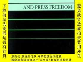 二手書博民逛書店Principles罕見Of Publicity And Press FreedomY255562 Slavk