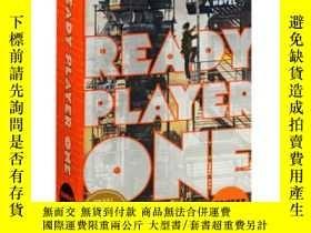 二手書博民逛書店頭號玩家罕見英文原版 Ready Player One 玩家一號