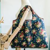 年終享好禮 折疊環保袋大容量手提旅行便攜袋超大號防水加厚收納尼龍購物袋M5