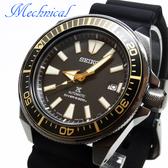 [萬年鐘錶]  SEIKO PROSPEX  防水200米 潛水 機械錶 咖啡黑錶面 銀灰殼 橡膠錶帶SRPB55J1 (4R35-01V0SD)
