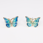 你是我的小蝴蝶貼耳耳環