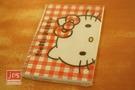 Hello Kitty 凱蒂貓 雷射線圈筆記本 橫線內頁 大臉 953320