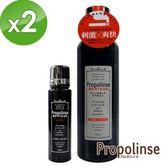 Propolinse 勁涼黑哈菸專用蜂膠漱口水(600ml/瓶)2入組