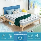 軟格子恆溫調節獨立筒床墊-單人3.5尺