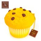 原味款【日本正版】杯子蛋糕 捏捏吊飾 吊飾 捏捏樂 軟軟 cafe de n squishy 捏捏 - 618733