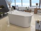 【麗室衛浴】BATHTUB WORLD 829 壓克力造型獨立缸 138*75CM