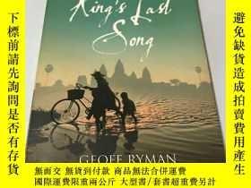 二手書博民逛書店the罕見king's last song or kraing