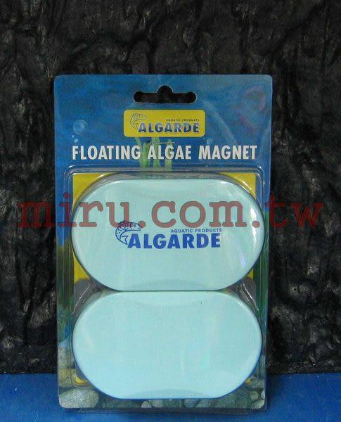 【西高地水族坊】Mr.Aqua代理 AQUATIC ALGARDE磁浮刷(XL)