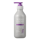 可瑞絲DERMA&MORE膠原髮根強化洗髮精400ml
