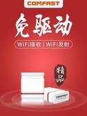 免驅動USB無線網卡台式機主機外置WIFI外置WIFI網絡發射器手機熱點