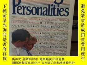 二手書博民逛書店Marriage罕見personalities 婚姻人格Y232925 出版1986