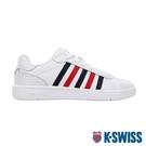 K-SWISS Montara時尚運動鞋-女-白/藍/紅