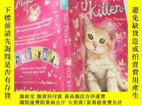 二手書博民逛書店magic罕見kitten 魔法小 貓..,, Y200392