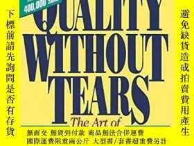 二手書博民逛書店Quality罕見Without TearsY364682 Philip Crosby Mcgraw-hill
