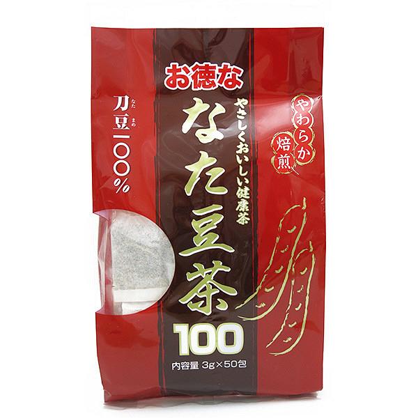 🔥快速出貨🔥日本 刀豆茶 超值量販包 3g×50包 小朋友也可喝 飲茶首選 送禮自用【小福部屋】
