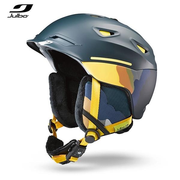 Julbo 滑雪頭盔 ODISSEY JCI615236 / 城市綠洲 (雪盔、滑雪安全帽)