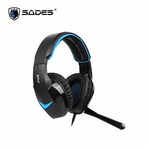 【綠蔭-免運】賽德斯 SADES WAND 魔杖 雙模式7.1/2.1 USB電競耳機麥克風