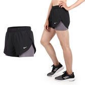 NIKE 女兩件式運動短褲(路跑 慢跑 運動 健身 訓練 免運 ≡排汗專家≡