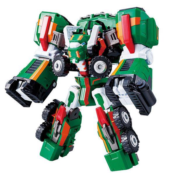 《 TOBOT 》 機器戰士 TOBOT GD 宇宙奇兵 野獸 / JOYBUS玩具百貨