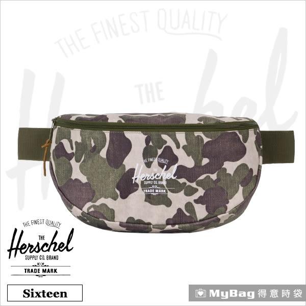 Herschel 腰包 迷彩 單肩側背包 Sixteen-1858 得意時袋