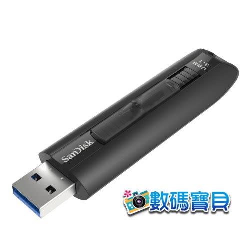 【公司貨,免運費】 SanDisk Extreme Go 64GB USB 3.1 CZ800 高速隨身碟 (200MB/s, SDCZ800-064G ) 64g