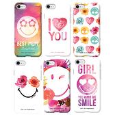 SMILEY 彩繪硬殼 手機殼│iPhone 6 6S 7 8 Plus X XS MAX XR 11 Pro LG G7 G8 V40 V50│ z8348