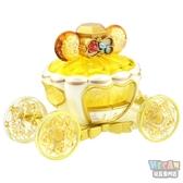 迪士尼夢幻珠寶盒小汽車 夢幻南瓜馬車 貝兒 59517
