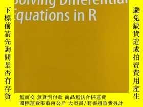 二手書博民逛書店Solving罕見differential equations