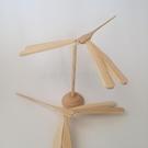 純手工木質 平衡竹蜻蜓懷舊玩具 全館免運