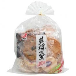 三幸美稻里綜合米果270克/包【合迷雅好物超級商城】