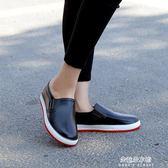雨鞋女時尚低筒防水鞋學生休閒淺口透氣防滑廚房工作膠鞋  朵拉朵衣櫥