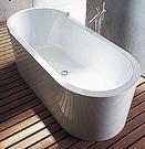 【麗室衛浴】德國 DURAVIT STARCK系列 獨立缸 700010 目錄及水電預留圖
