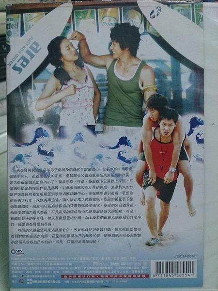 挖寶二手片-701-271-正版DVD*韓劇【來去海邊 全14集5碟*雙語】李浣*姜正華
