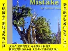 二手書博民逛書店英文原版罕見少兒繪本 A Deadly Mistake 致命的錯