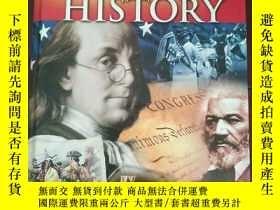 二手書博民逛書店PEARSON出版罕見AP UNITED STATES HISTORY AP美國歷史教材 無勾畫9成新Y405