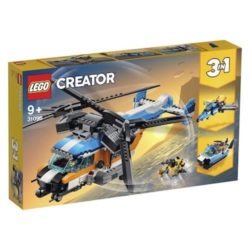 LEGO 樂高 31096 Twin-Rotor Helicopter