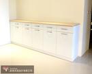 【系統家具】廚具餐邊櫃