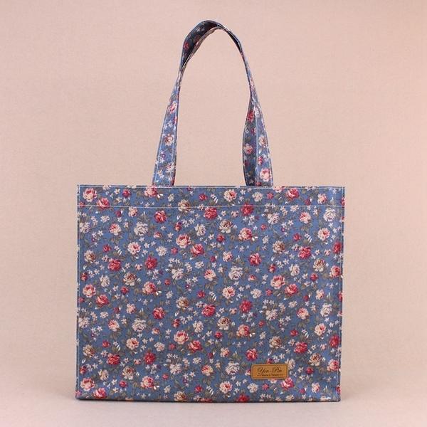 雨朵防水包 M469-024 花漾OL文件袋