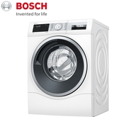 【含基本安裝+贈原廠底座】BOSCH 博世 10公斤 歐規滾筒洗衣機 WAU28540TC