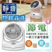 【日本IRIS】6吋空氣循環扇PCF-HD15