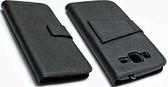 Samsung GALAXY MEGA 5.8吋(GT-I9152) 真皮側翻手機保護皮套 荔枝紋 內TPU軟殼全包