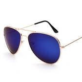 太陽眼鏡-偏光經典復古個性抗UV女墨鏡13色71g3【巴黎精品】