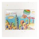 【收藏天地】台灣紀念品*創意特色磁鐵 - 台北的天空 /  旅遊 紀念品 手信 景點