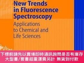 二手書博民逛書店New罕見Trends In Fluorescence SpectroscopyY255174 Valeur,