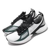 Reebok 慢跑鞋 Sole Fury TS 白 黑 男鞋 運動鞋 襪套式 【PUMP306】 DV9286