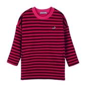 『小鱷魚童裝』條紋洋裝(02號~10號)552309