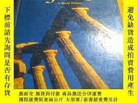 二手書博民逛書店Unfinished罕見Journey A World Hist