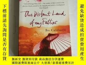 二手書博民逛書店THE罕見DISTANT LAND OF MY FATHER